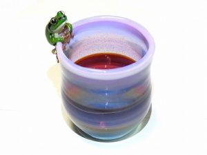 Frog Glass 雨蛙 【 kengtaro / ケンタロー 】 カップ
