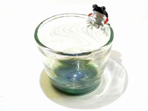 Frog Glass 【 kengtaro / ケンタロー 】 カップ