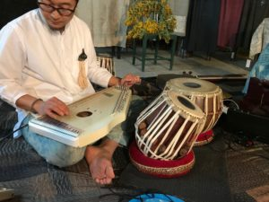 インド音楽会