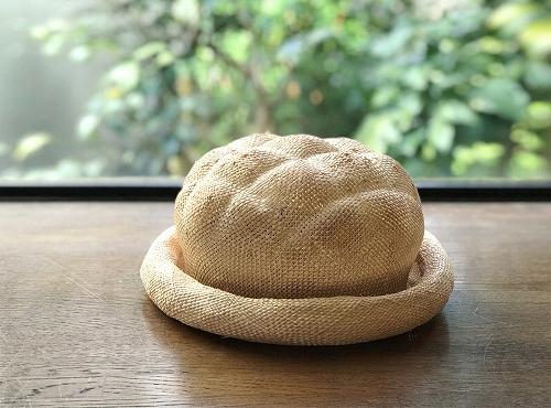 のこんがりメロンパンハット【KENT HAT / ケントハット】クイール・キャラメリゼ 限定 バージョン