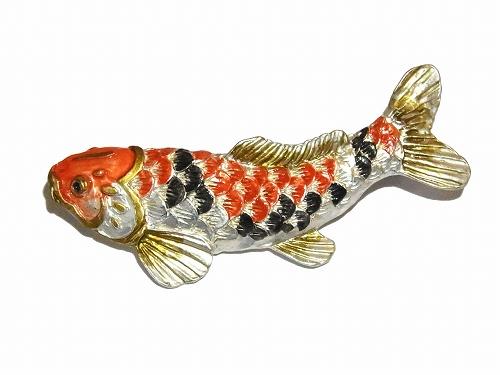 鯉のぼり ブローチ【Palnart Poc/パルナートポック】