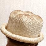 夏のこんがり 食パンハット【KENT HAT / ケントハット】クイール・キャラメリゼ 限定 バージョン