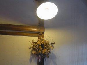 cafeハナアカリ 内装