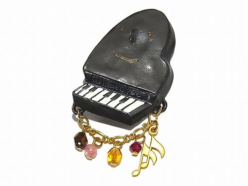 ピアノソナタ ブローチ【 Palnart Poc/パルナートポック】
