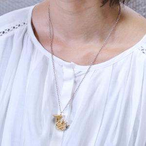 ホルンの妖精 ネックレス