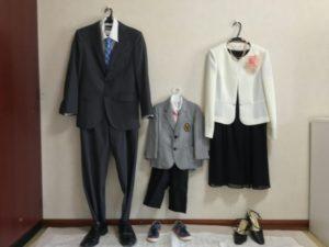 入学式 服装